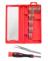 Rolson 28292 22pc Precision Screwdriver Set