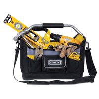 "Stanley 1-96-182 Stanley 16"" Open Tote Tool Bag"