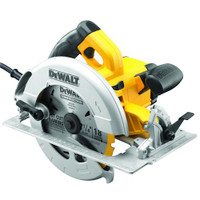 Dewalt DWE575K Circular Saw 190mm with Kitbox