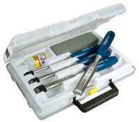 Stanley 5002 4pce Chisel Set Oil and Stone
