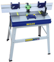 Charnwood W020P Floorstanding Router Table Package Deal