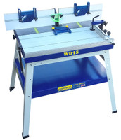 Charnwood W015P Floorstanding Router Table Package Deal