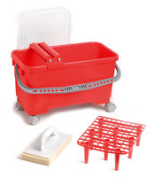 Tilers Wash Cleaning Kit