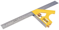 Stanley 300mm(12in) Die-Cast Combination Square