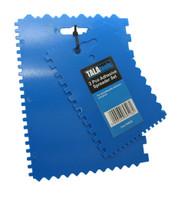 Tala 2 Piece Plastic Adhesive Spreader Set