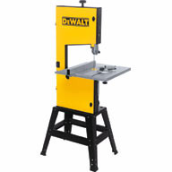 Dewalt DW876 200 mm 2 Speed Bandsaw 230V