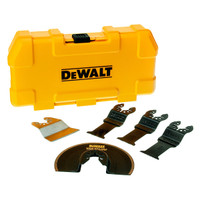 Dewalt DT20715 Multi-Tool Accessory Kit (DT20715)