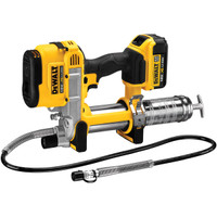Dewalt DCGG571M1 18V XR Cordless li-ion Grease Gun (1 x 4Ah Battery)