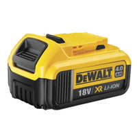 Dewalt DCB182 18V 4.0Ah XR li-ion Battery