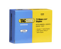 Tacwise Series 71 8mm Staples