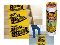 Everbuild Roll & Stroll Premium Carpet Protector 600mm x 25m