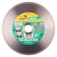 Wolfcraft 180mm Diamond Cutting Disc (1651000)