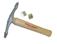 Spear & Jackson Double End Scutch Hammer