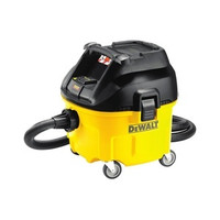 Dewalt DWV901L 30 Litre Featured Dust Extractor - L Class