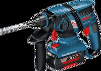 GBH 36 V-EC Compact (2 x 2.0 Ah) Professional 36V SDS Drill
