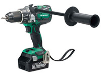 HiKoki DV18DBXL/JX 18V Brushless Combi Drill (2 X 6.0AH)