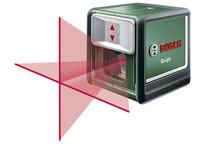 Bosch QUIGO2 Quigo Self-Levelling Cross Line Laser