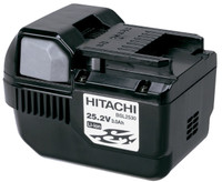 Hitachi BSL2530 Lithium Ion Battery 25.2v