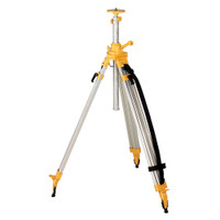 Dewalt DE0735 Elevated Laser Construction Tripod (1.15m - 3.0m)