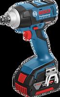 Bosch GDS 18 V-EC 250 Professional 2 x 2.0Ah Batteries