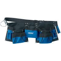 Draper Heavy Duty Double Tool Pouch