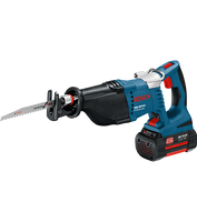 Bosch GSA 36 V-LI Professional Cordless Sabre Saw 2 x 2.6Ah Batteries