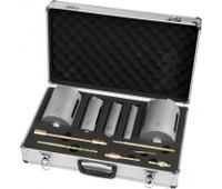 Ox Standard 5 Piece Dry Core Case (38, 52, 65, 117, 127mm & Accessories)