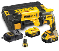 Dewalt DCF620P2K Brushless Collated Drywall Screwdriver 18V Cordless