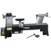 Draper 60989 550W Compact Variable Speed Wood Lathe