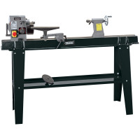 Draper 750W Digital Variable Speed Wood Lathe