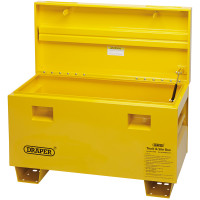 Draper Contractors Secure Storage Box 48 Inch