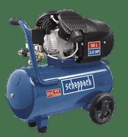Scheppach HC52DC 3HP 50Litre Compressor