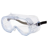 Ox Indirect Vent Safety Goggles