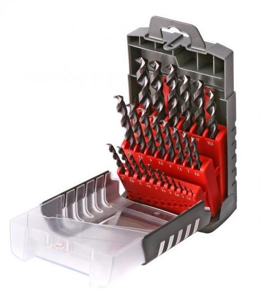 Cobalt Drill Bit Set >> Diager 707d 25 Piece Hss Cobalt Drill Bit Set
