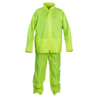Ox Waterproof Rain Suit Yellow