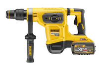 Dewalt DCH481X2 54V SDS Max Hammer Drill (2 x 9Ah)