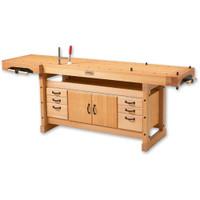 Sjobergs Elite 2500 Bench c/w Storage Module SM04