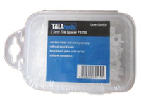 Tala TA69529 2mm Tile Spacers Pk (250)