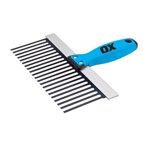 Ox Pro Ox-P051625 250mm Drywall Scarifier