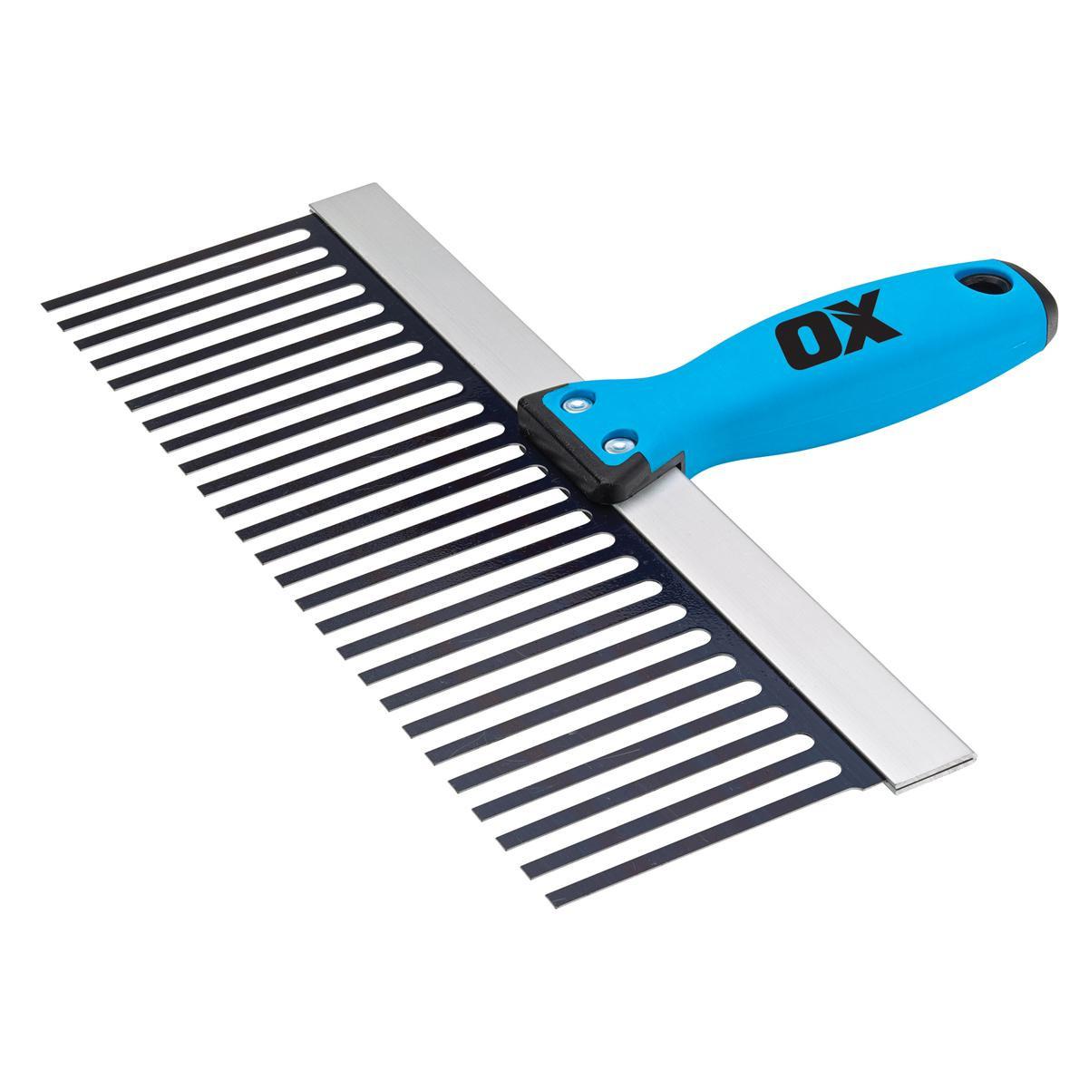 Ox Pro Ox-P051630 300mm Drywall Scarifier