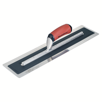 "Marshalltown 18 x 4 5/16"" Permaflex Trowel With Durasoft Handle"