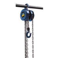 Scheppach CB01 1 Tonne Chain Hoist