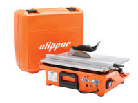Flexovit Clipper 800W Water Cooled Pro Tile Saw 240 Volt