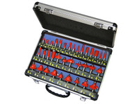 Faithful 35 Piece Tungsten Carbide Router Bit Set (FAIRBS35)