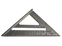 Faithful 180mm(7in) Aluminium Rafter Square (FAICSQUICK)
