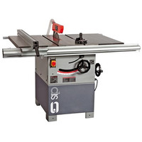 """SIP Professional 12"""" Cast Iron Table Saw"""