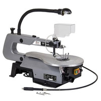 "SIP 16"" Flexi-Drive Scroll Saw"