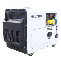 Hyundai 5.2kW 'Silent' Standby Diesel Generator
