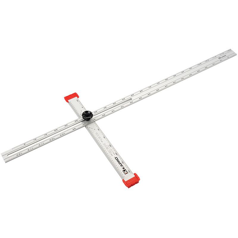 Draper Expert 1200mm Adjustable Drywall T Square (03078)