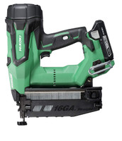 Hikoki NT1865DM Cordless 16 Gauge Brushless Finish Nailer (2x3Ah)